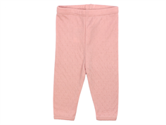 Noa Noa Miniature Doria baby leggings misty rose